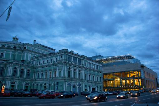Free Stock Photo of Mariinsky Theatre