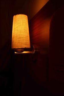 Free Stock Photo of Lamp Texture