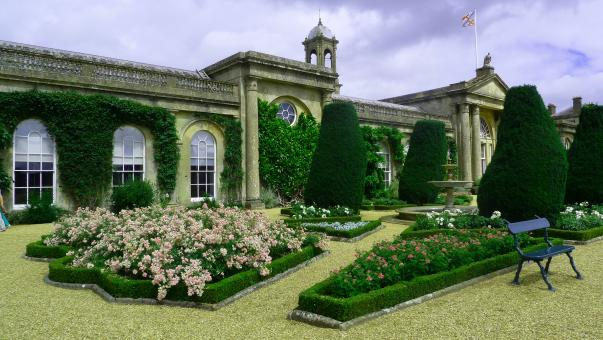 Free Stock Photo of Bowood House and Garden
