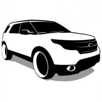 Free Stock Photo of Ford Explorer vector