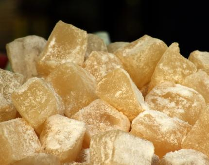Free Stock Photo of Turkish Delight