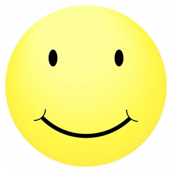 Free Stock Photo of Smiley Face
