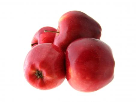 Free Stock Photo of Red Apples
