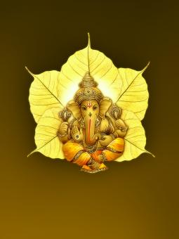 Free Stock Photo of God Ganesh