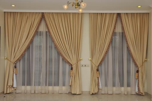 Free Stock Photo of Curtain background