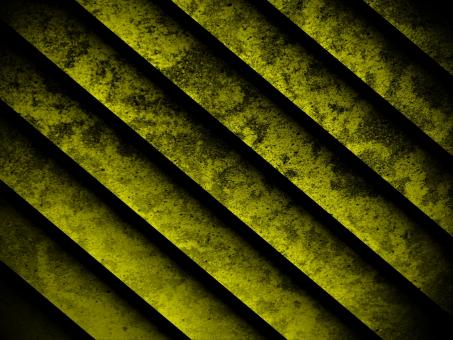 Free Stock Photo of Yellow Diagonal Grunge Background