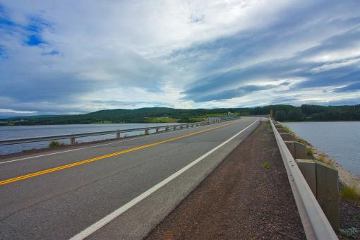 Free Stock Photo of Cabot Trail Scenic Route - HDR