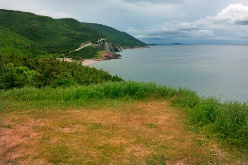 Free Stock Photo of Cabot Trail Scenery - HDR