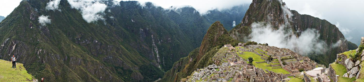 Free Stock Photo of Mountains of Machu Picchu