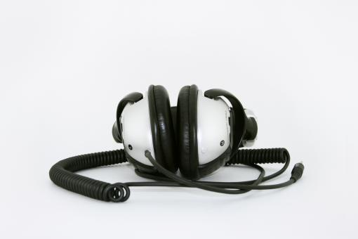 Free Stock Photo of Headphones