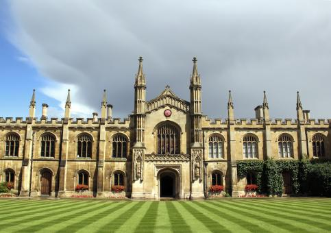 Free Stock Photo of University of Cambridge