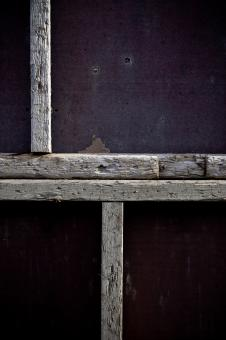 Free Stock Photo of Wooden Frame Texture