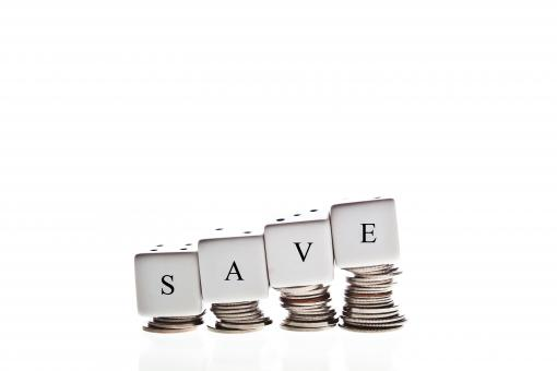 Free Stock Photo of Saving money