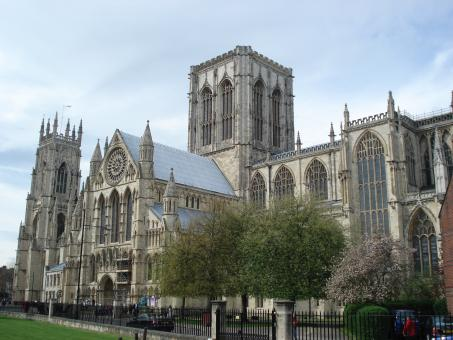 Free Stock Photo of York Minster