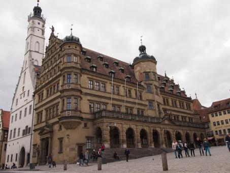 Free Stock Photo of Rothenburg