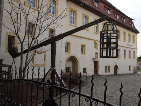 Free Stock Photo of The Medieval Criminal Museum, Rothenburg