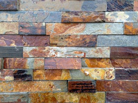 Free Stock Photo of Stacked stone