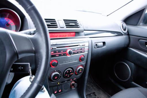 Free Stock Photo of Inside car
