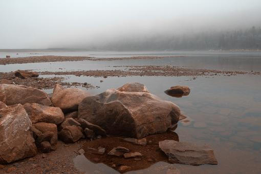 Free Stock Photo of Cape Breton Mist - HDR
