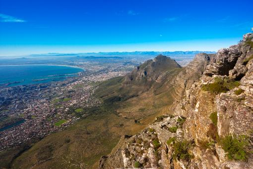 Free Stock Photo of Cape Town Overview - HDR
