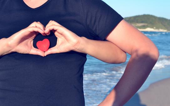 Free Stock Photo of Heart shape