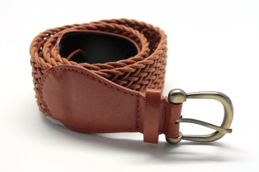 Free Stock Photo of Woman leather belt