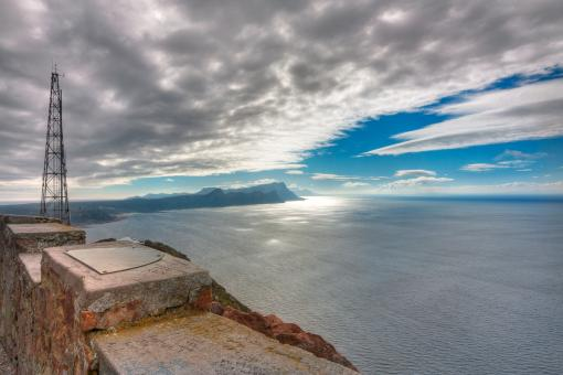 Free Stock Photo of Cape Point Coastal Scenery - HDR