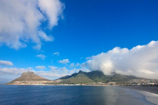 Free Stock Photo of Cape Town Coastal Scenery - HDR