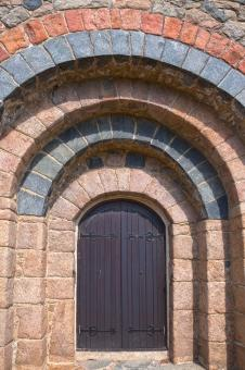Free Stock Photo of Church Door - HDR