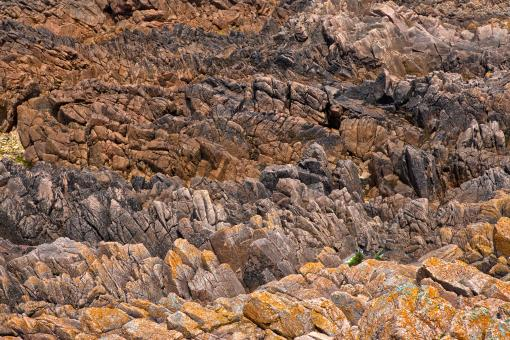 Free Stock Photo of Cliff Rocks Texture - HDR