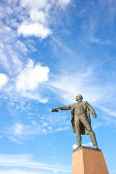 Free Stock Photo of Lenin