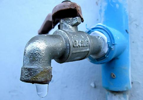 Free Stock Photo of Water Faucet