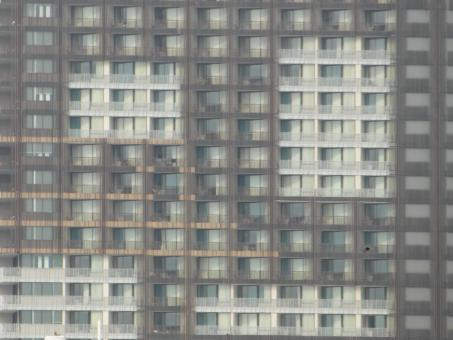 Free Stock Photo of Abstract Apartment Block