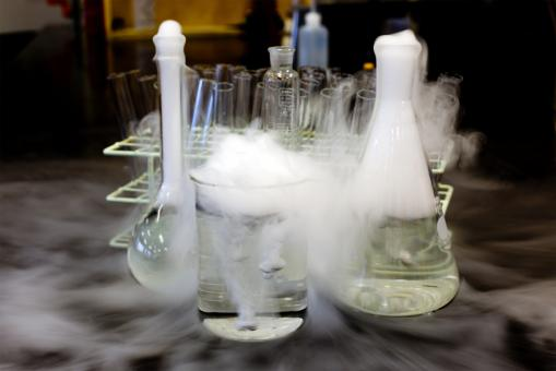 Free Stock Photo of Dry Ice