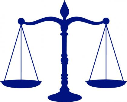 Free Stock Photo of Justice clipart