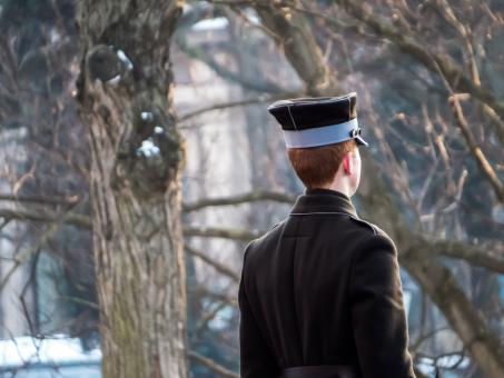 Free Stock Photo of Guard of honor