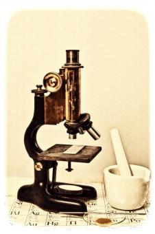 Free Stock Photo of Microscope