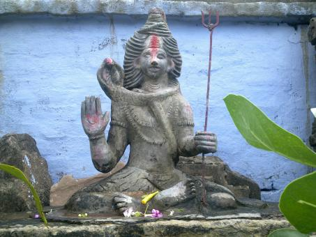 Free Stock Photo of Lord Shiva