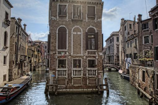 Free Stock Photo of Venice