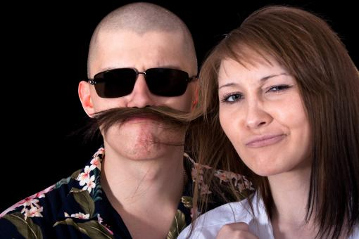 Free Stock Photo of Mustaches