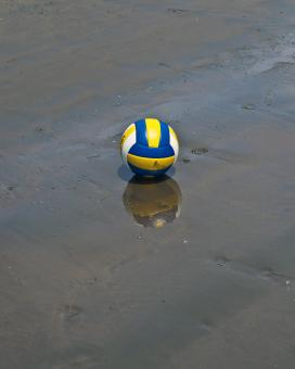 Free Stock Photo of Volleyball