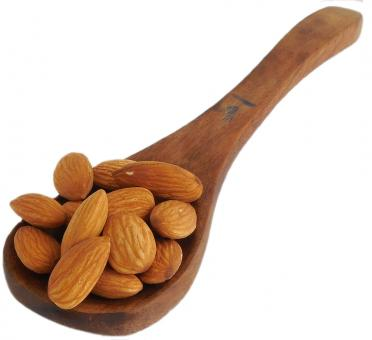 Free Stock Photo of Almonds