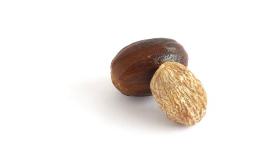 Free Stock Photo of Nutmeg
