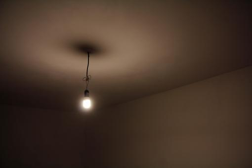 Free Stock Photo of Ceiling lamp