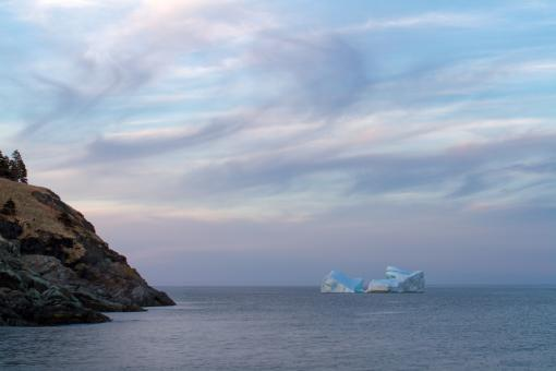 Free Stock Photo of Icebergs