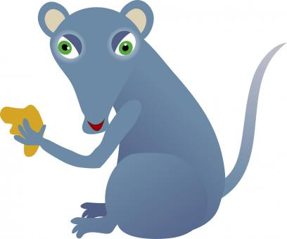 Free Stock Photo of Cartoon Mouse