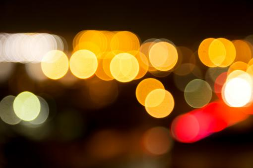 Free Stock Photo of Bright Bokeh Background