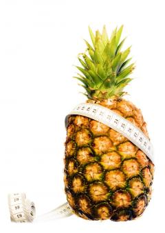 Free Stock Photo of Pineapple