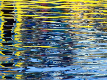Free Stock Photo of Abstract Water Ripples