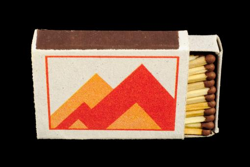 Free Stock Photo of Matchbox